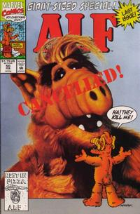 Cover Thumbnail for ALF (Marvel, 1988 series) #50