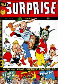 Cover Thumbnail for All Surprise Comics (Marvel, 1943 series) #1