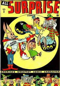 Cover Thumbnail for All Surprise Comics (Marvel, 1943 series) #2