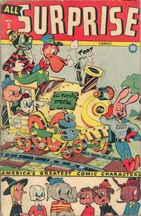 Cover Thumbnail for All Surprise Comics (Marvel, 1943 series) #3