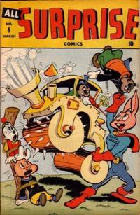 Cover Thumbnail for All Surprise Comics (Marvel, 1943 series) #6