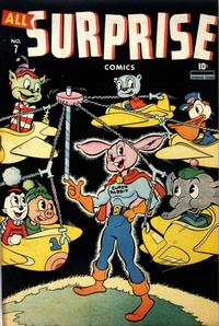 Cover Thumbnail for All Surprise Comics (Marvel, 1943 series) #7