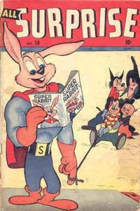 Cover Thumbnail for All Surprise Comics (Marvel, 1943 series) #10