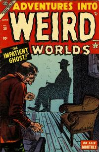 Cover Thumbnail for Adventures Into Weird Worlds (Marvel, 1952 series) #30