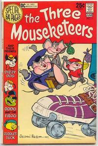 Cover Thumbnail for The Three Mouseketeers (DC, 1970 series) #7