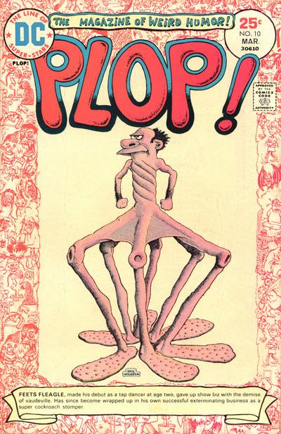 Cover for Plop! (DC, 1973 series) #10