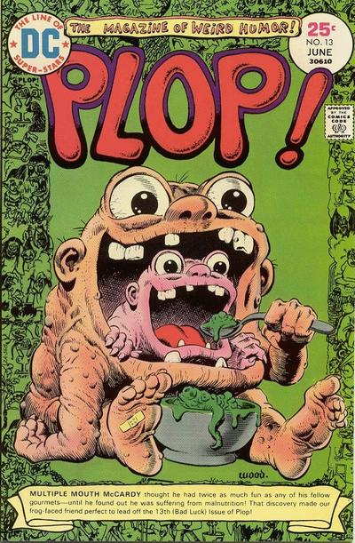 Cover for Plop! (DC, 1973 series) #13