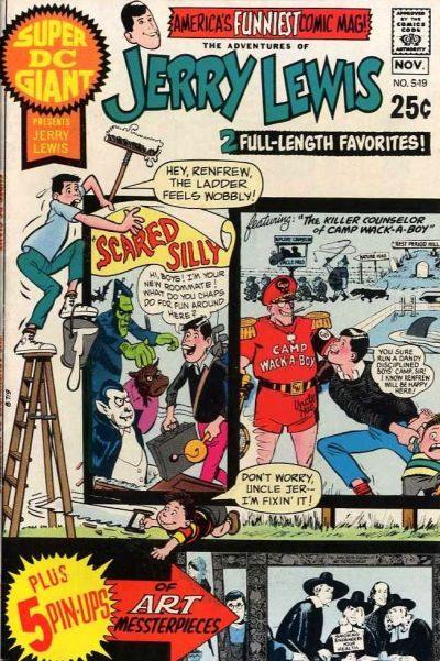 Cover for Super DC Giant (DC, 1970 series) #S-19
