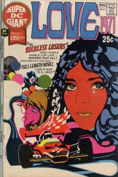 Cover for Super DC Giant (DC, 1970 series) #S-21