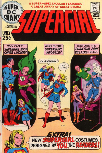 Cover for Super DC Giant (DC, 1970 series) #S-24