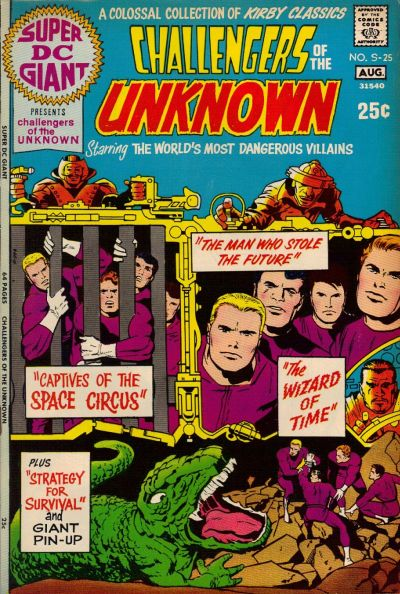 Cover for Super DC Giant (DC, 1970 series) #S-25