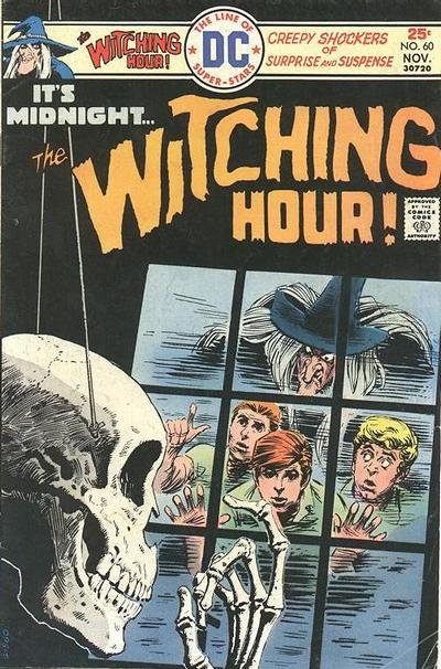 Cover for The Witching Hour (DC, 1969 series) #60