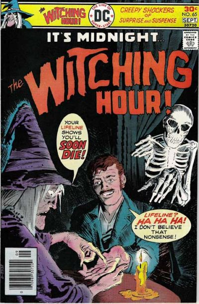 Cover for The Witching Hour (DC, 1969 series) #65