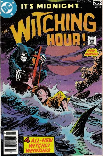 Cover for The Witching Hour (DC, 1969 series) #76