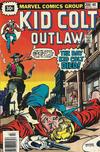 Cover for Kid Colt Outlaw (Marvel, 1949 series) #208 [30c Variant]