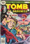 Cover for Tomb of Darkness (Marvel, 1974 series) #21 [30¢]