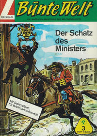 Cover Thumbnail for Bunte Welt (Lehning, 1967 series) #3