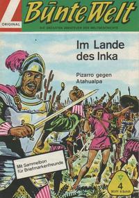 Cover Thumbnail for Bunte Welt (Lehning, 1967 series) #4