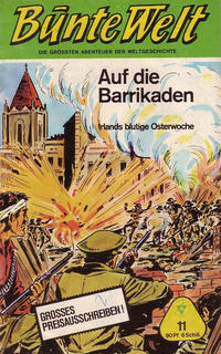Cover Thumbnail for Bunte Welt (Lehning, 1967 series) #11