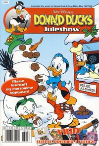 Cover Thumbnail for Donald Ducks Show (Hjemmet / Egmont, 1957 series) #[Juleshow 2007]