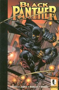 Cover Thumbnail for Black Panther: Enemy of the State (Marvel, 2001 series)
