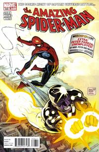 Cover Thumbnail for The Amazing Spider-Man (Marvel, 1999 series) #628 [Direct Edition]