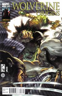 Cover Thumbnail for Wolverine: Origins (Marvel, 2006 series) #47