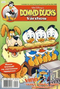 Cover Thumbnail for Donald Ducks Show (Hjemmet / Egmont, 1957 series) #[Vårshow 2008]