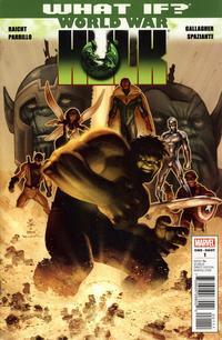 Cover Thumbnail for What If? World War Hulk (Marvel, 2009 series) #1