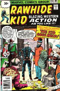 Cover Thumbnail for The Rawhide Kid (Marvel, 1960 series) #134 [30c Variant]