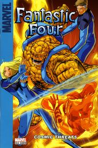 Cover Thumbnail for Target Fantastic Four: Cosmic Threats (Marvel, 2007 series)