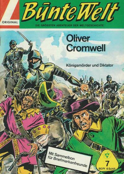 Cover for Bunte Welt (Lehning, 1967 series) #7