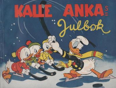Cover for Kalle Ankas julbok (Åhlén & Åkerlunds, 1941 series) #1944