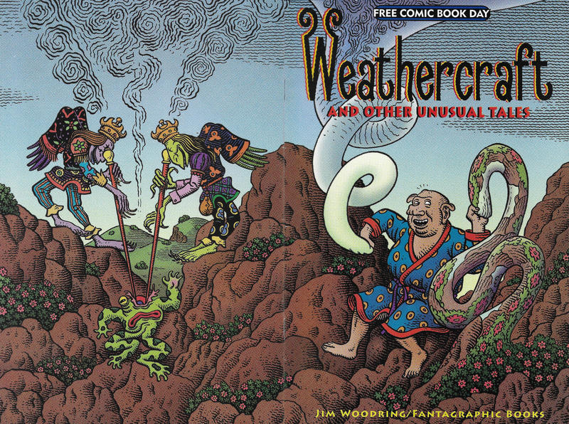 gcd issue weathercraft and other unusual tales free comic