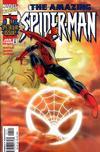 Cover for The Amazing Spider-Man (Marvel, 1999 series) #1 [Sunburst Cover]