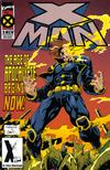 Cover for X-Man (Marvel, 1995 series) #1 [Second Printing]