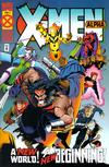 Cover Thumbnail for X-Men: Alpha (1995 series) #1 [Second Printing]