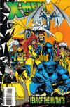 Cover for X-Men: Year of the Mutants Collector's Preview (Marvel, 1995 series) #1