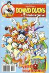 Cover for Donald Ducks Show (Hjemmet / Egmont, 1957 series) #[Juleshow 2008]