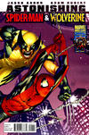 Cover for Astonishing Spider-Man & Wolverine (Marvel, 2010 series) #1