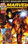 Cover for Marvel Legends (Panini UK, 2006 series) #45