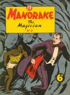Cover for Mandrake the Magician (Feature Productions, 1950 ? series) #2