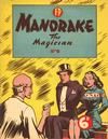 Cover for Mandrake the Magician (Feature Productions, 1950 ? series) #6