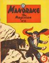 Cover for Mandrake the Magician (Feature Productions, 1950 ? series) #10