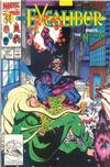 Cover for Excalibur (Marvel, 1988 series) #27 [J. C. Penney Variant]