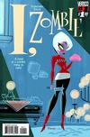 Cover Thumbnail for I, Zombie [iZombie] (2010 series) #1 [Darwyn Cooke Variant Cover]