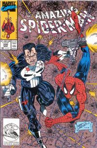 Cover Thumbnail for The Amazing Spider-Man (Marvel, 1963 series) #330 [J. C. Penney Variant]