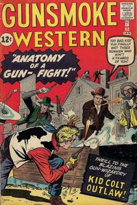 Cover Thumbnail for Gunsmoke Western (Marvel, 1955 series) #68