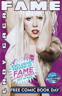 Cover Thumbnail for Fame Free Comic Book Day Edition / The Puppy Sister Free Comic Book Day Edition (Bluewater / Storm / Stormfront / Tidalwave, 2010 series) #[nn]