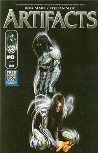 Cover Thumbnail for Artifacts [Free Comic Book Day] (Image, 2010 series) #0